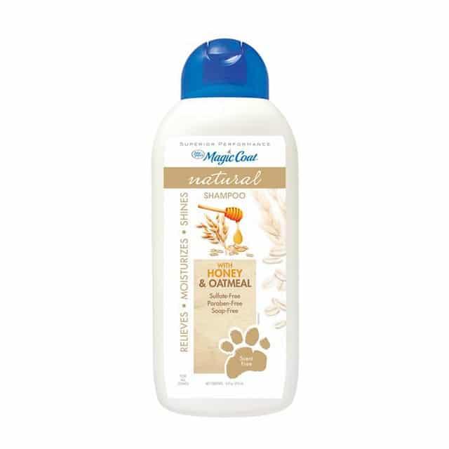 Four Paws Magic Coat Natural Honey & Oatmeal Dog Shampoo