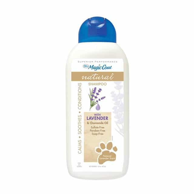 Four Paws Magic Coat Natural Lavender & Chamomile Dog Shampoo