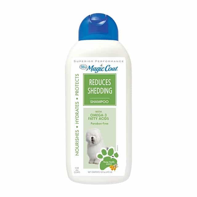 Four Paws Magic Coat Reduces Shedding Shampoo