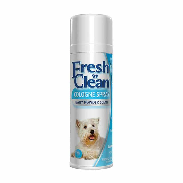 Fresh 'n' Clean Cologne Spray Baby Powder Scent 12oz