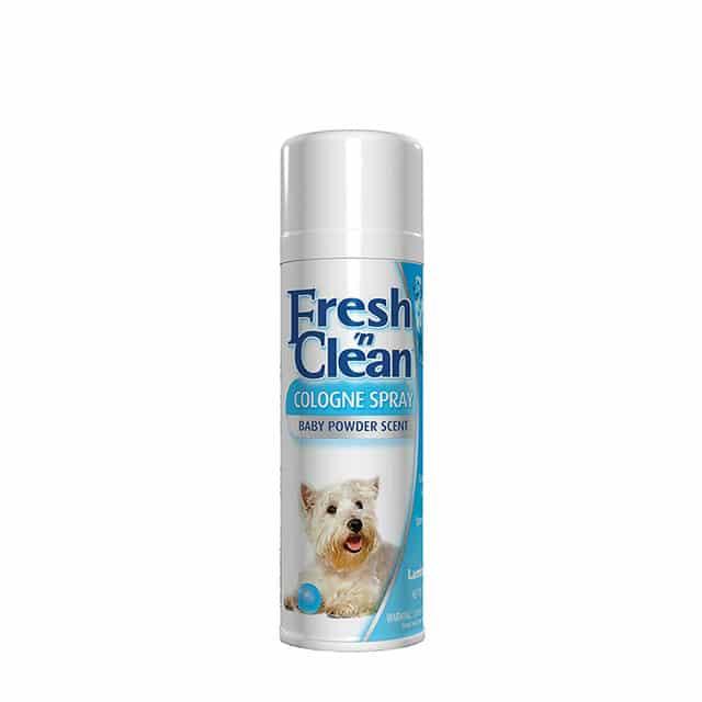 Fresh 'n' Clean Cologne Spray Baby Powder Scent 6oz