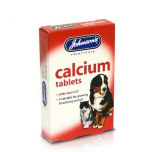 Johnson's Calcium Tablets