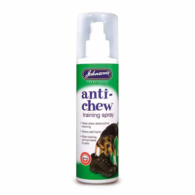 Johnson's Anti-Chew Training Spray