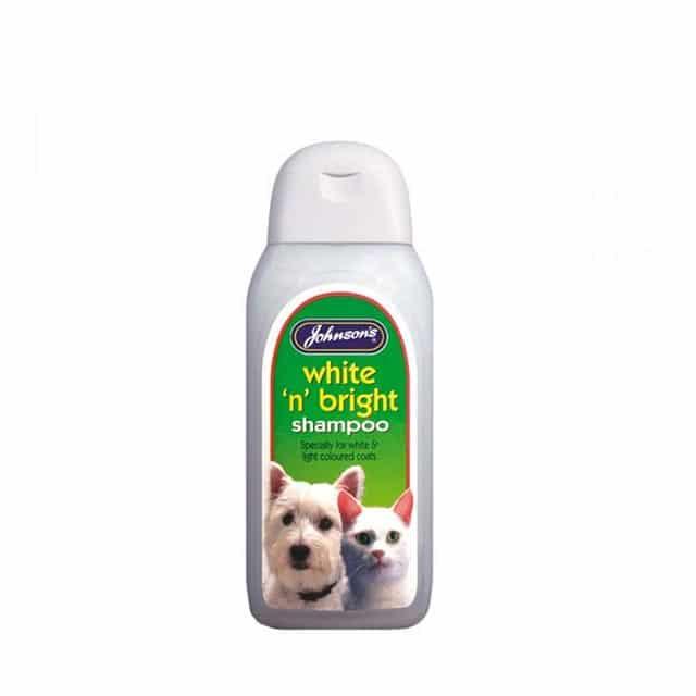 Johnson's White 'n' Bright Shampoo