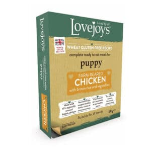 Lovejoys Chicken Wet Food