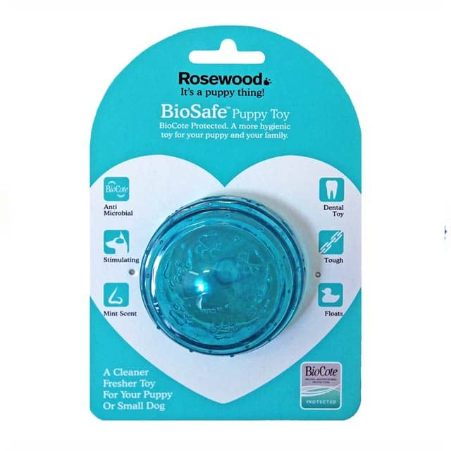Rosewood BioSafe Puppy Ball