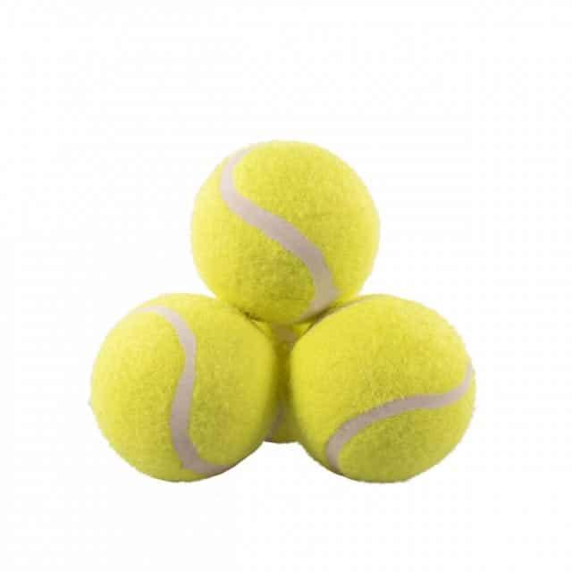 Rosewood Squeaky Tennis Balls 3pc_3