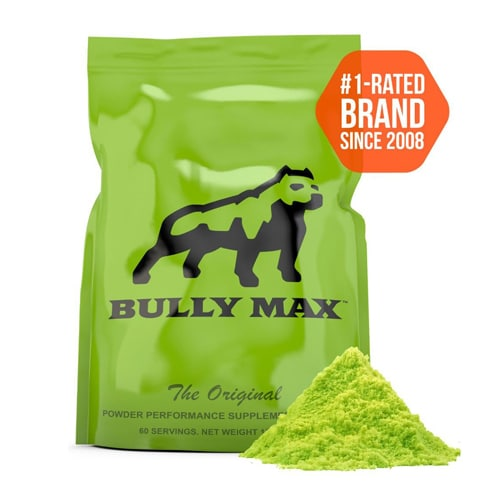 Bully Max Muscle Building Supplement