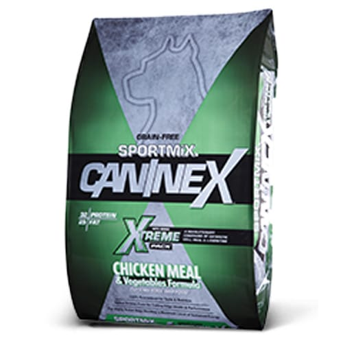 CanineX Chicken Meal & Vegetables Formula