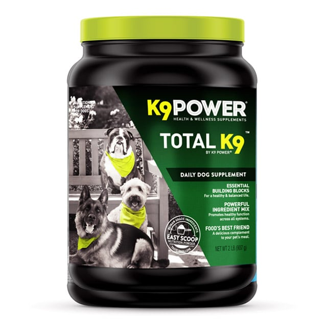 K9 Power Total K9 – Daily Health & Wellness Formula
