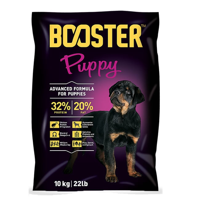 Booster Puppy Food