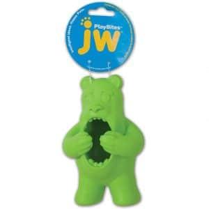 JW Pet Company Bear Toy