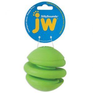 JW Pet SillySounds Spring Ball