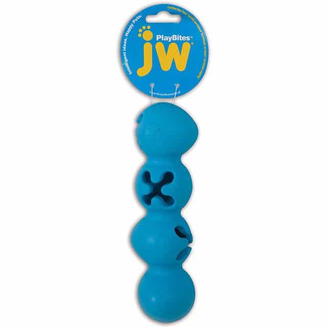 JW Playbites Caterpillar_blue