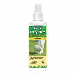 Naturvet Potty Here™ Training Aid Spray