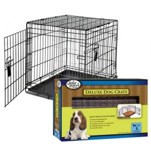 Four Paws Deluxe Dog Crate (Single Door)