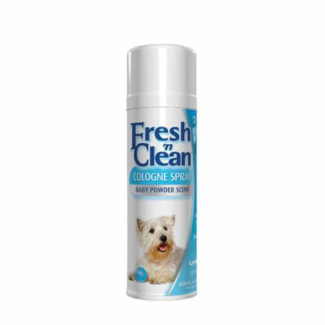 Fresh 'n' Clean Cologne Spray Baby Powder Scent