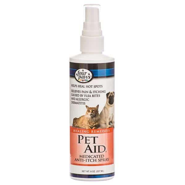 Four Paws Pet Aid Anti Itch Spray