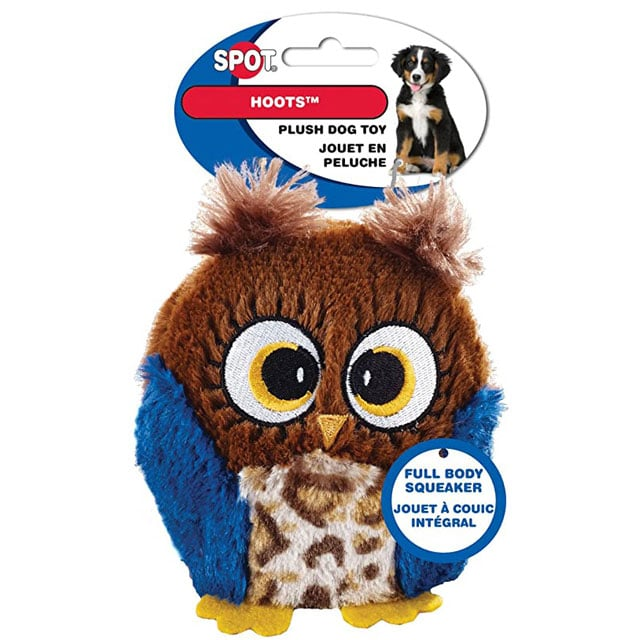 Ethical Pets Hoots Dog Toy_2