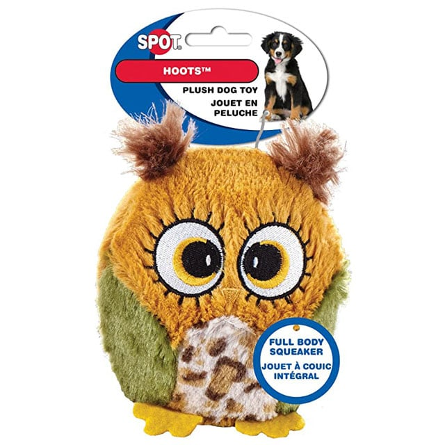 Ethical Pets Hoots Dog Toy_3