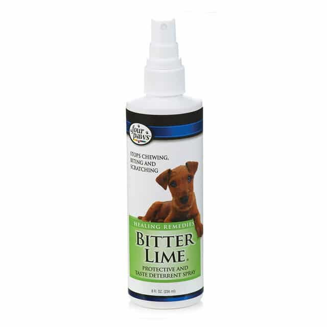 Four Paws® Bitter Lime Pump Spray