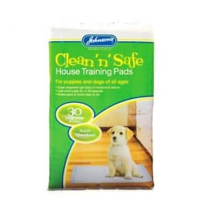 Johnson's Clean n Safe House Training Pads