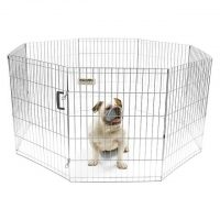 Precision Pet Black Ultimate Choice Play Yard