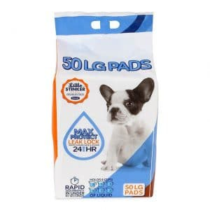 Precision Pet Little Stinker Housebreaking Pads