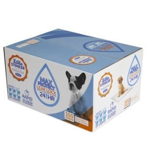 Precision Pet Little Stinker Housetraining Pads 100 Pack