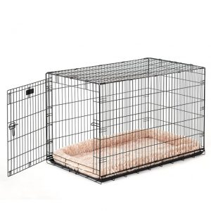 Precision Pet Provalu 1-Door Collapsible Wire Dog Crate