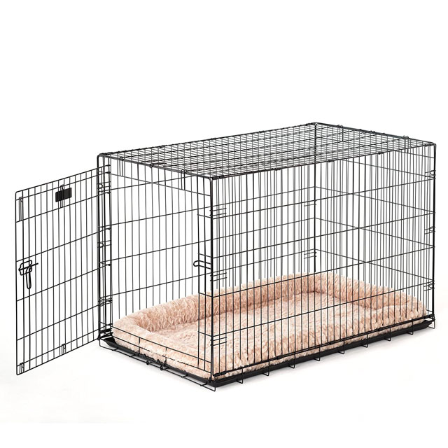 Precision Pet Provalu 1-Door Collapsible Wire Dog Crate_3