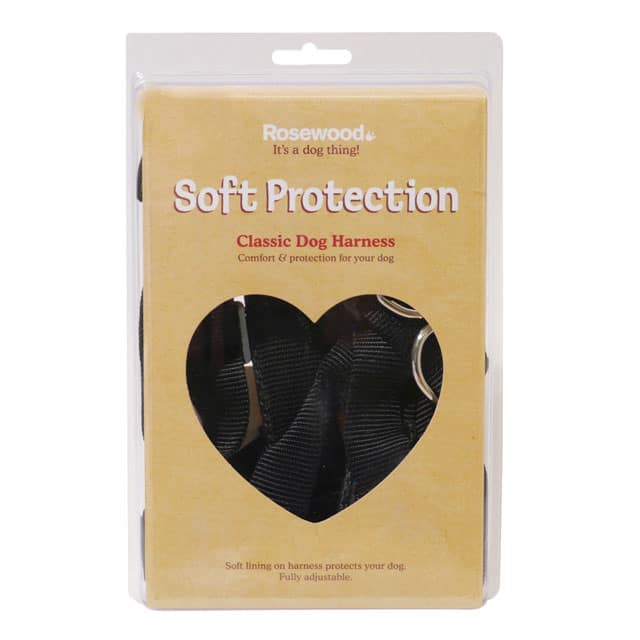 Rosewood Soft Protection Classic Dog Harness