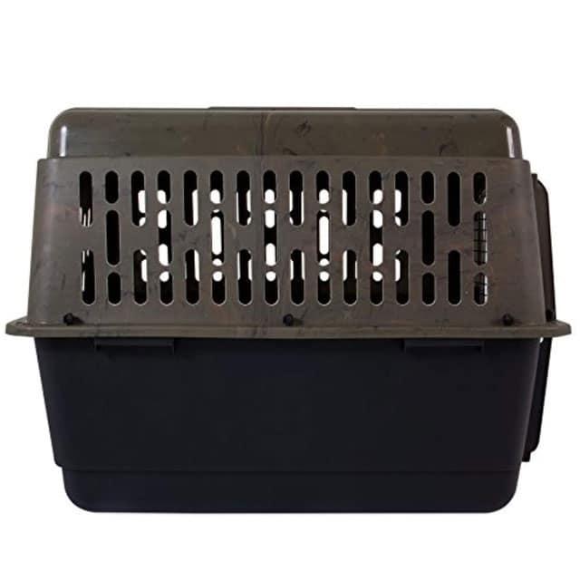 Ruff Maxx Single Door Dog Crate, Camo_3