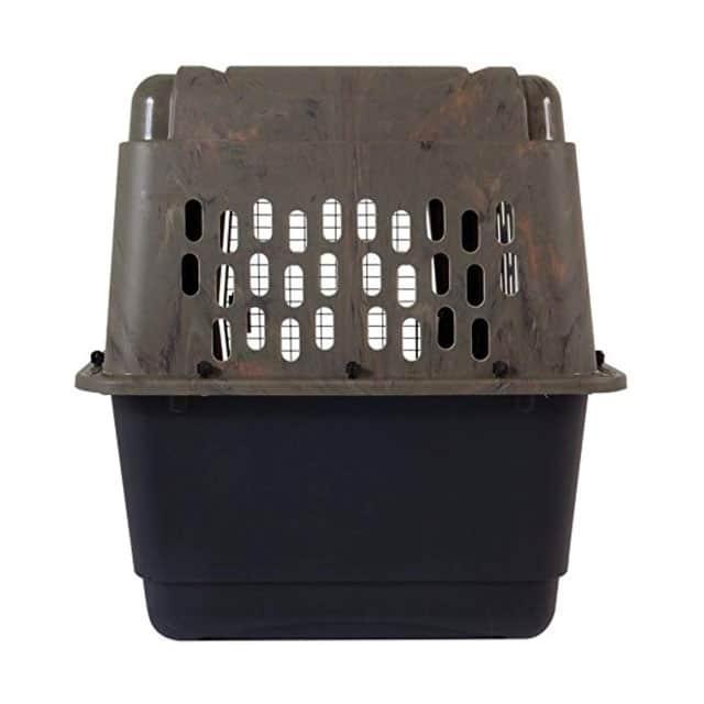 Ruff Maxx Single Door Dog Crate, Camo_4