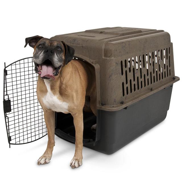 Ruffmaxx Single Door Dog Crate