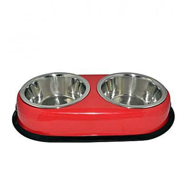 aGLOW Anti-Skid Twin Oval Dish 32oz