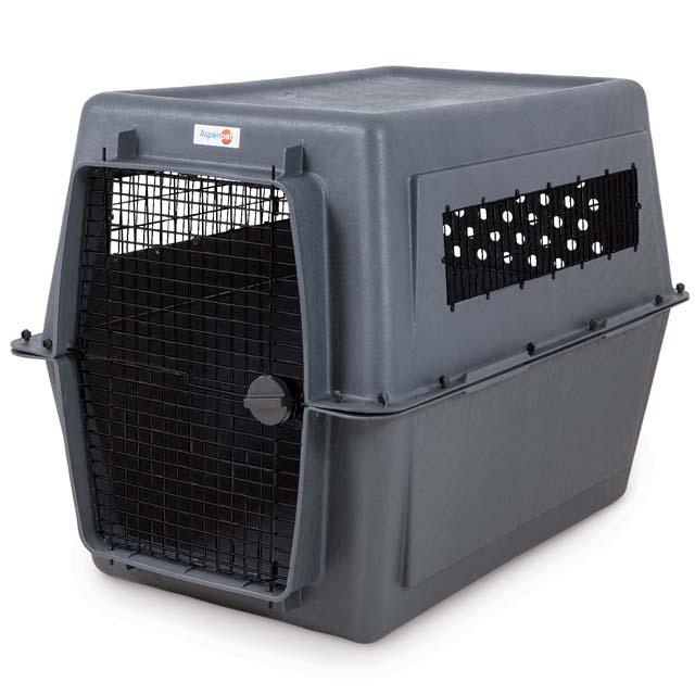 Aspen Pet Pet Porter Plastic Kennel - 90-125 lbs