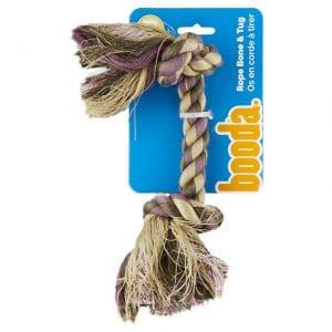 Booda Rope Bone & Tug