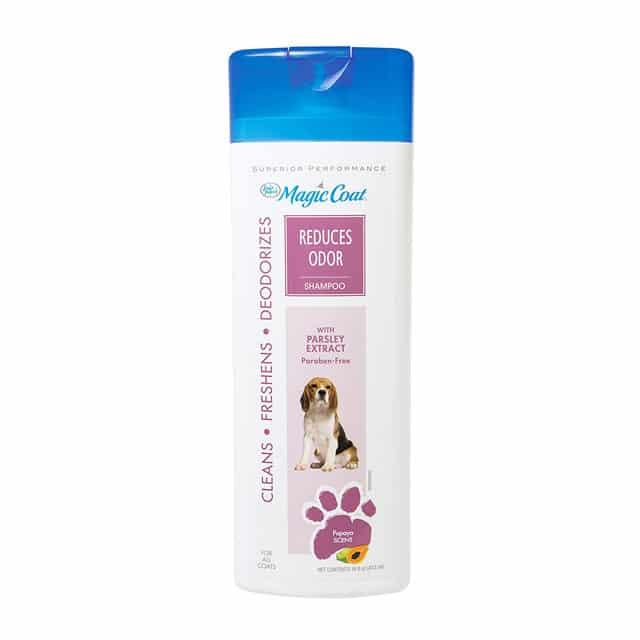 Four Paws Magic Coat Reduces Odor Shampoo