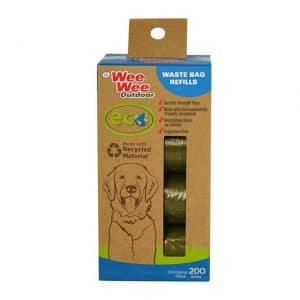 Four Paws Wee-Wee Outdoor Waste Bag Dispenser Refill