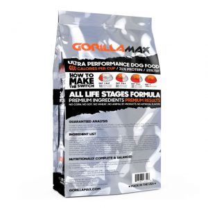 Gorilla Max 31/25 Ultra Performance Dog Food