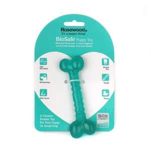 Rosewood BioSafe Puppy Bone Toy