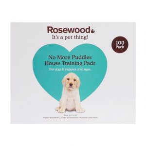 Rosewood House Training Pads - 100