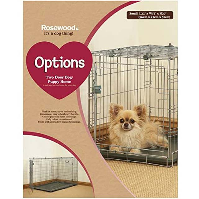 Rosewood Options Two-Door_Puppy Dog Home