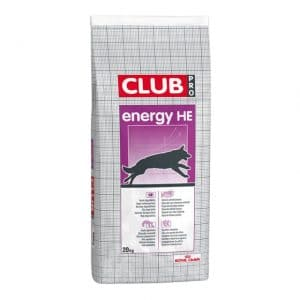 Royal Canin Club Pro Energy HE – 20 Kg