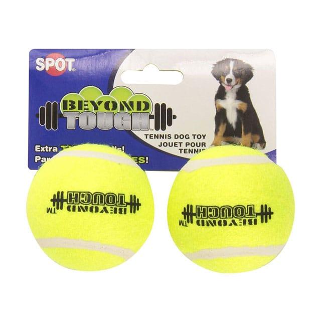 Spot Beyong Tough Tennis Dog Toy