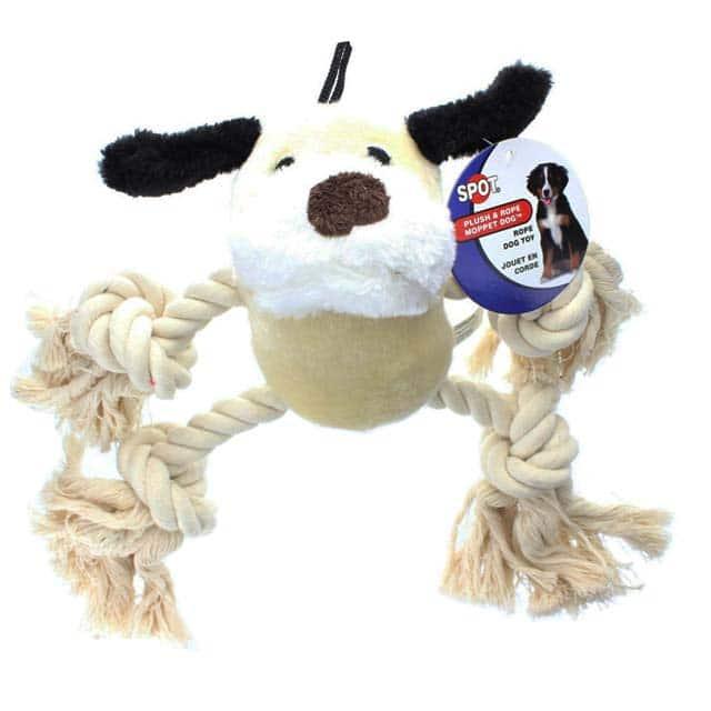 Spot Moppets Dog Toy