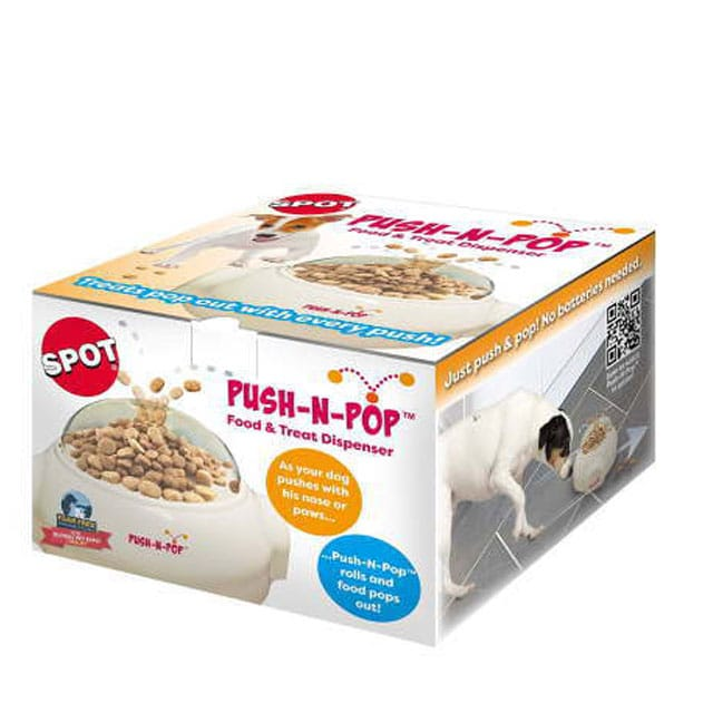 Spot Push-N-Pop Treat Dispenser
