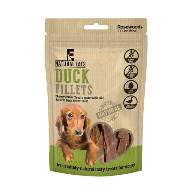 Rosewood Natural Eats Duck Fillets