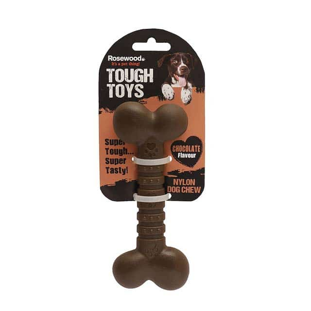 Rosewood Tough Toys Chocolate Flavour